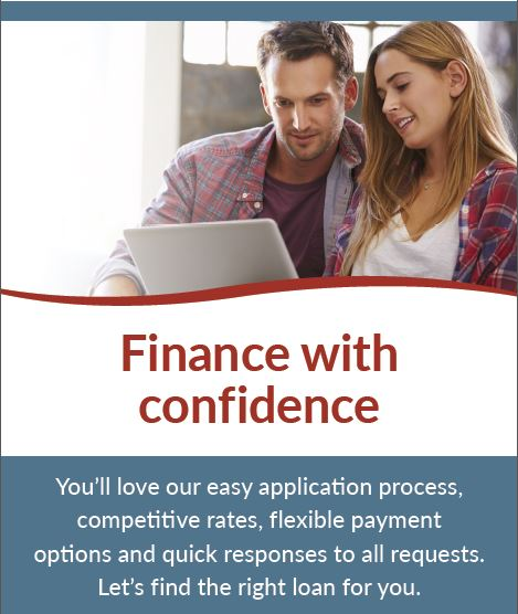 Finance With Confidence