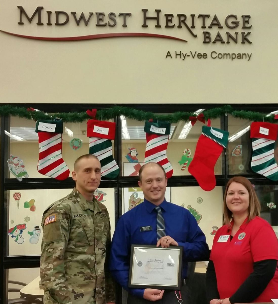 Midwest Heritage Honored by Department of Defense